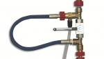 Low-rate injector for detergent
