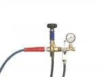 Pressure test device 30 - 250 bar