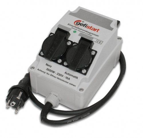 Initial current limiter other accessories 230 volt for Dc motor current limiter