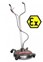 Floor cleaning device BRW 550 Ex VA explosion proof