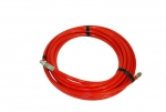 Drain cleaning hose, ND 6, 300 bar, 32 m, red