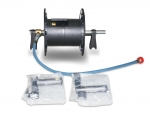 Hose reel with add-on set for 312/314 Profi