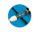 TIR internal tank cleaner double handle