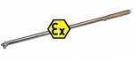 TIR internal tank cleaner INOX explosion proof (EEx) Atl.Copco 1000 mm