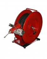 VacLav 2 working hose reel with counter A 320