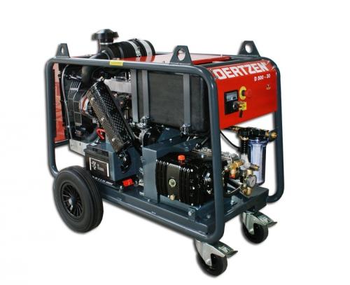 500 Bar 7250 Psi Diesel Engine Heavy Duty High