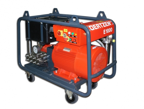 1000 bar - 14500 psi - 400 volt - cold water high pressure