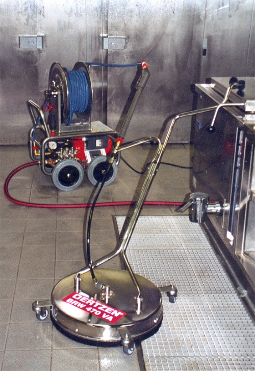 230 Bar 3335 Psi 400 Volt Cold Water High Pressure