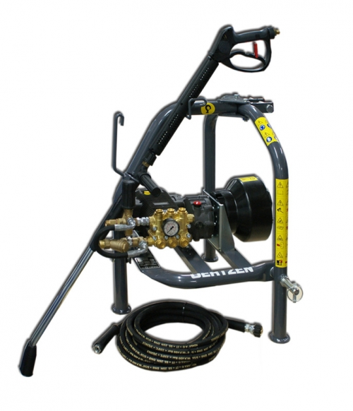 Bar psi cold water high pressure cleaner