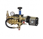 ***|FIRE-TEC HDL 250 HYD - Hydraulic Aggregate|***