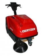 ***|OERTZEN - 8000 E - Walk Behind Sweeper, electric motor|***
