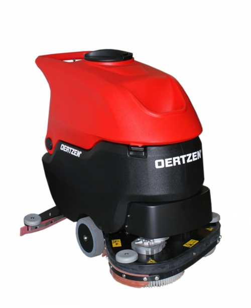 Floor Scrubbers Sweepers Von Oertzen GmbH Product Catalogue - Floor scrubers